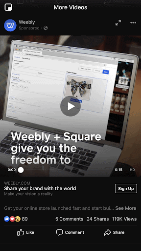 Suggested video ad placement
