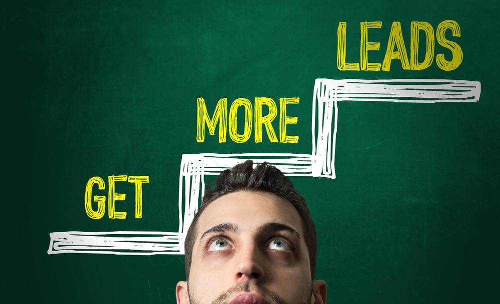 retarget your leads to another offer