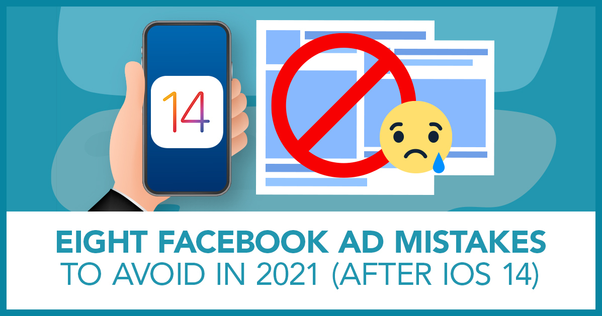 facebook ad mistakes