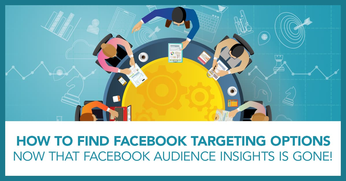facebook audience insights gone