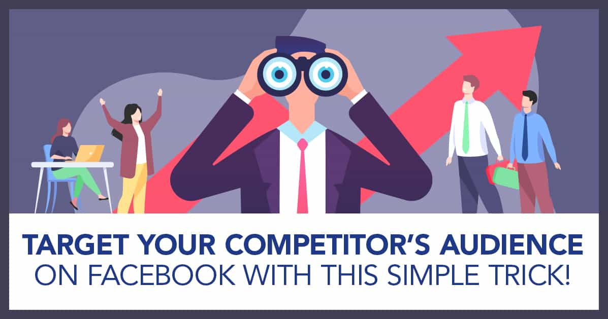 target competitor audience on facebook